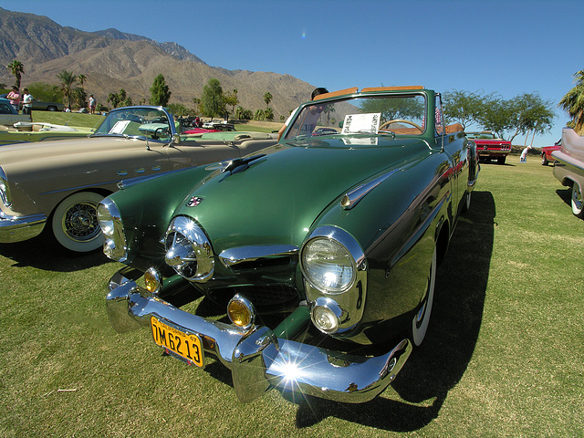 1950 Studebaker Commander (8625)