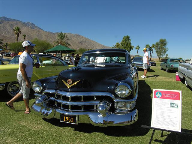 1953 Cadillac Fleetwood 60S (8667)