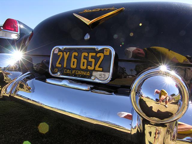 1953 Cadillac Fleetwood 60S (8668)