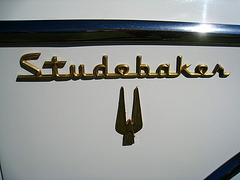 1957 Studebaker Golden Hawk (4619)