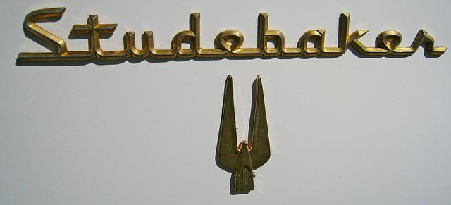 1957 Studebaker Golden Hawk (4619A)