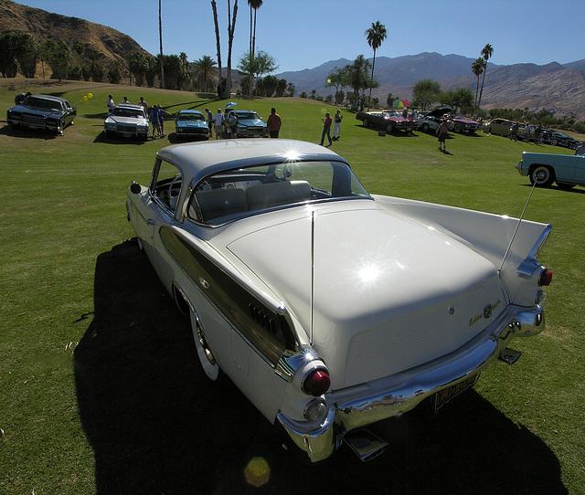 1957 Studebaker Golden Hawk (8655)