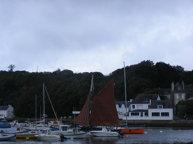port du Belon