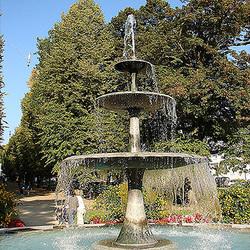 20051013 060DSCw [D-HM] Brunnen, Bad Pyrmont