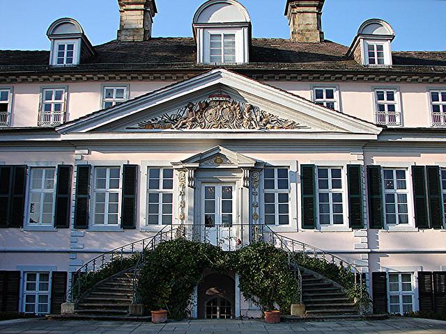 20051013 071DSCw [D~HM] Schloss, Bad Pyrmont