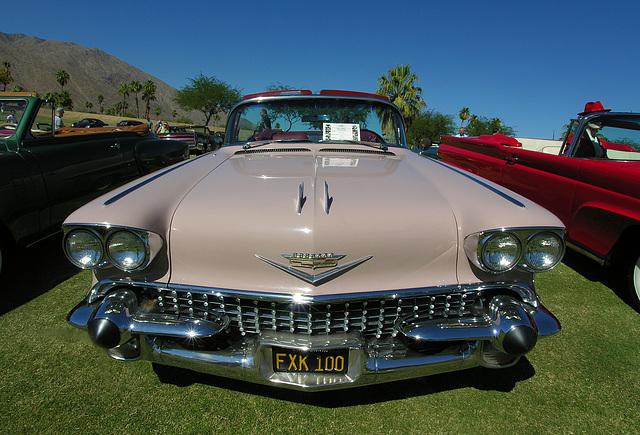 1958 Cadillac DeVille (8621)