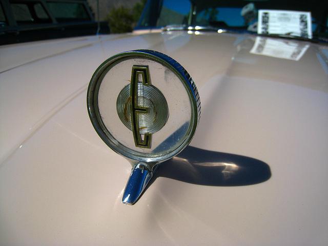 1958 Ford Edsel Bermuda (4618)