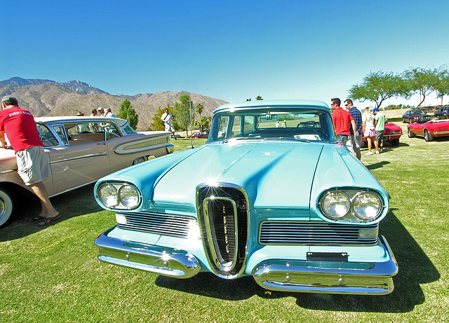1958 Ford Edsel Bermuda (8638)