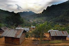 Bouamphanh village