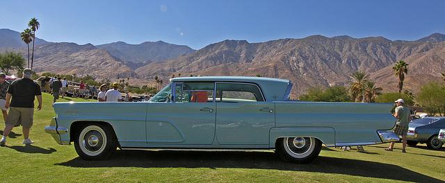 1959 Lincoln Continental (8658)