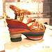 Bata shoe museum /  Toronto, CANADA .  2 novembre 2005