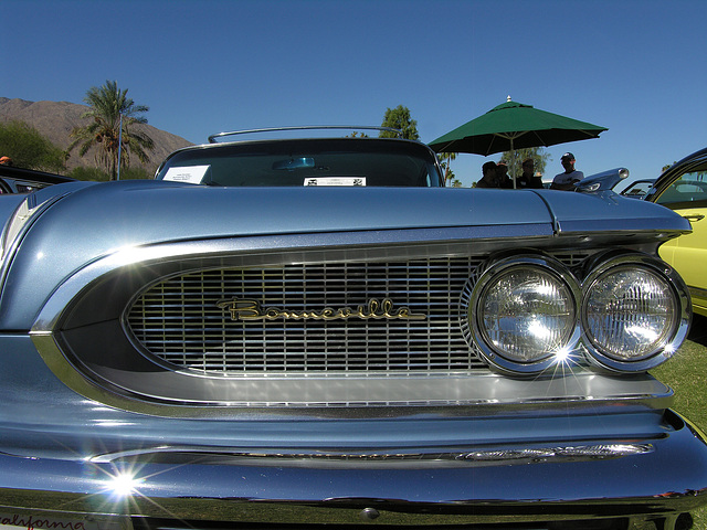 1959 Pontiac Bonneville Safari (8676)