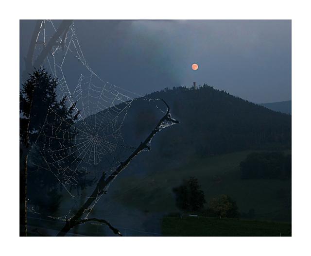 la nuit des sorcières au clair de la lune