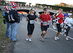 09.MCM34.TheRace.Route110.Arlington.VA.25October2009