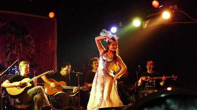 Panjir girl