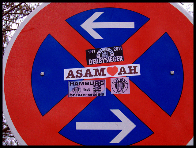 Derbysieger Gerald Asamoah