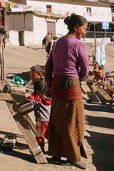 Muktinath ( Népal)