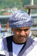 Marin Omanais