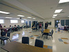Henry Vellore Lozano, USMCR, Community Center interior (8777)