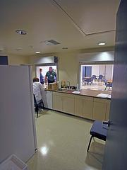 Henry Vellore Lozano, USMCR, Community Center interior (8780)