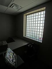 Henry Vellore Lozano, USMCR, Community Center interior (8782)