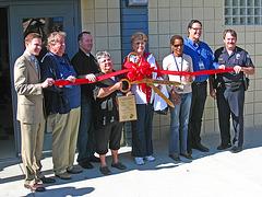 Ribbon Cutting for the Henry Vellore Lozano, USMCR, Community Center (4797)