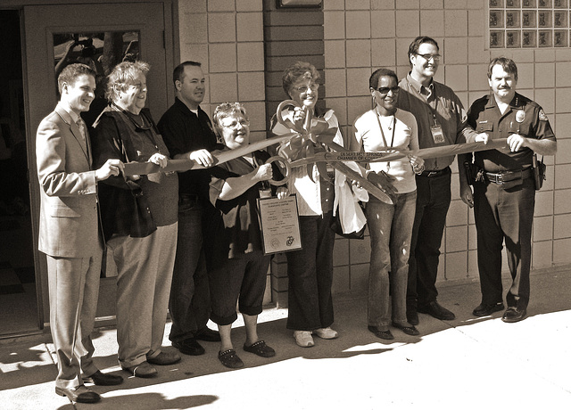 Ribbon Cutting for the Henry Vellore Lozano, USMCR, Community Center (4798)