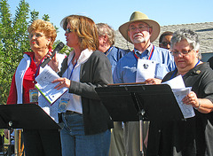 Yvonne Parks, Laura Green, Bruce Montgomery, Donna Lozano (4787)