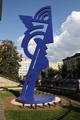 01.ModernHead.RoyLichtenstein.9F.NW.WDC.5September2009