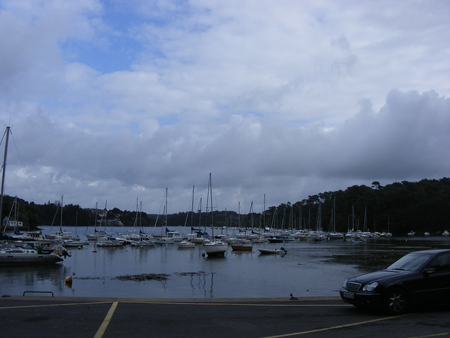 port du Belon