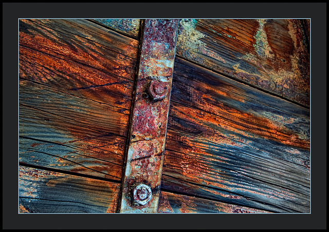 wooden history - 2