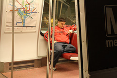 CapitalFan.WMATA.L'EnfantPlaza.WDC.29November2009