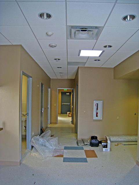 Tedesco Community Center - First Peek Inside (4658)