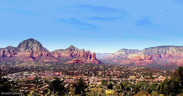 Sedona, the Red Rock Country