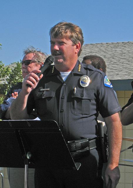 Chief Pat Williams (4793)