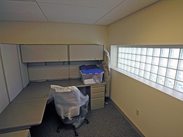Tedesco Police Building Interior (8789)