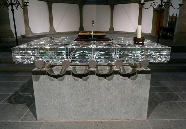 Altartisch - altarotablo - auteltablo -