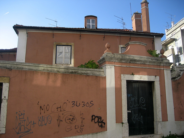 Benfica, old houses (5)