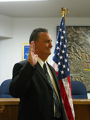 Jeff Bowman Swearing In (4882)