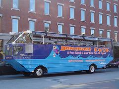 Downeast duck tours magic bus