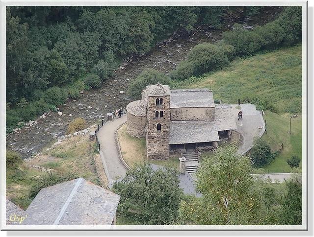 Sant Joan de Caselles (Andorre - Canillo)