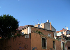 Benfica, old houses (8)