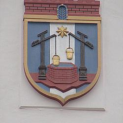 20060303 0207DSCw [D~LIP] Stadtwappen am alten Rathaus, Bad Salzuflen