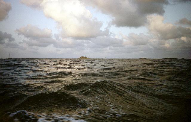 PICT0038  Hallig im Wattenmeer