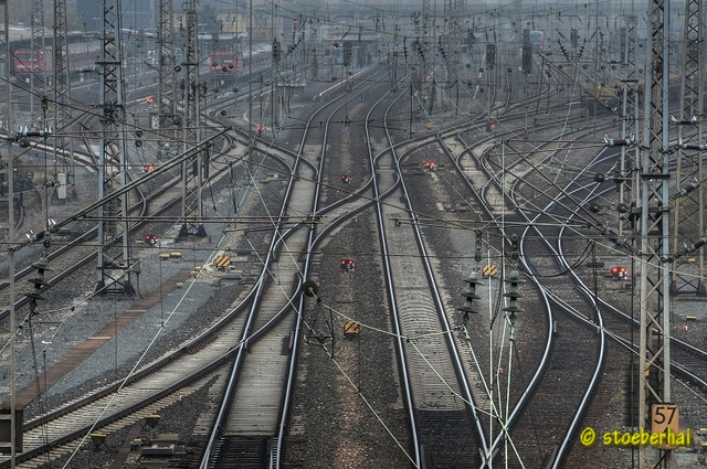 Schweinfurt central station