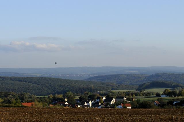 Herbstspaziergang im Odenwald - Hummetroth