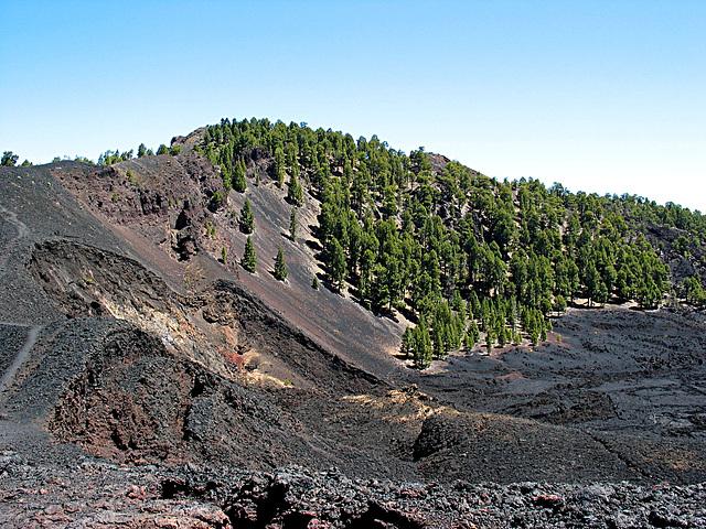 auf der Routa de los vulcanos - La Palma