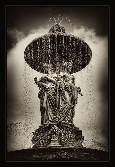Kaiser Franz Joseph fountain