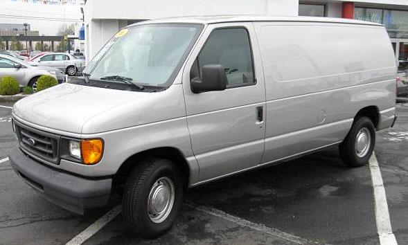 2003 Ford Econoline E150