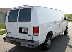 2003 Ford Econoline E250